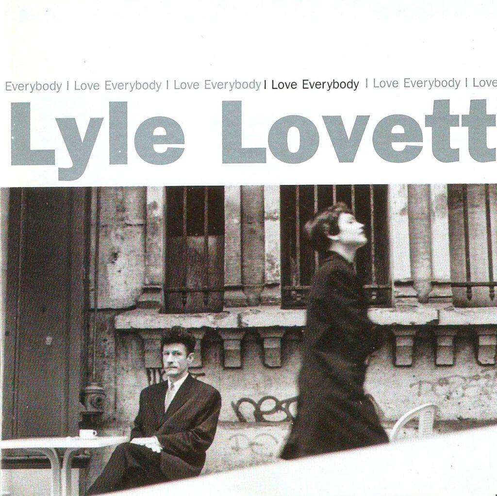 Lyle Lovett – I Love Everybody (1994) cover album