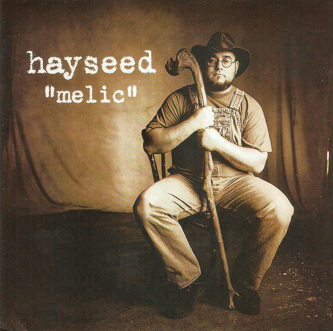 Hayseed – Melic cover album