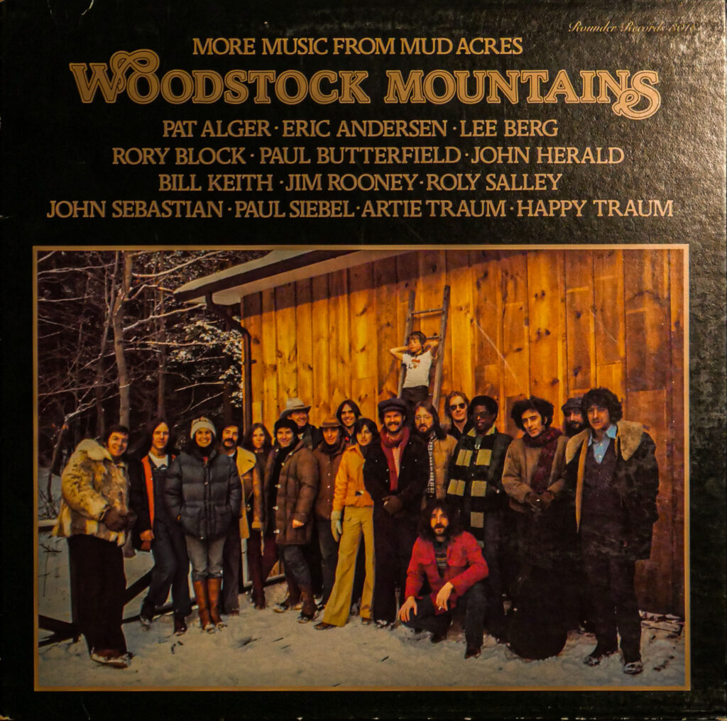 Woodstock Mountains – More Music From Mud Acres cover album
