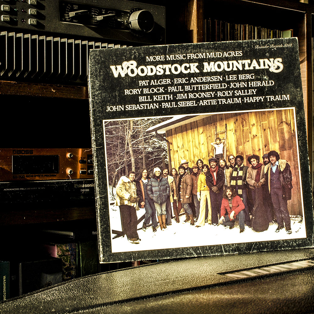 Cover di Woodstock Mountains