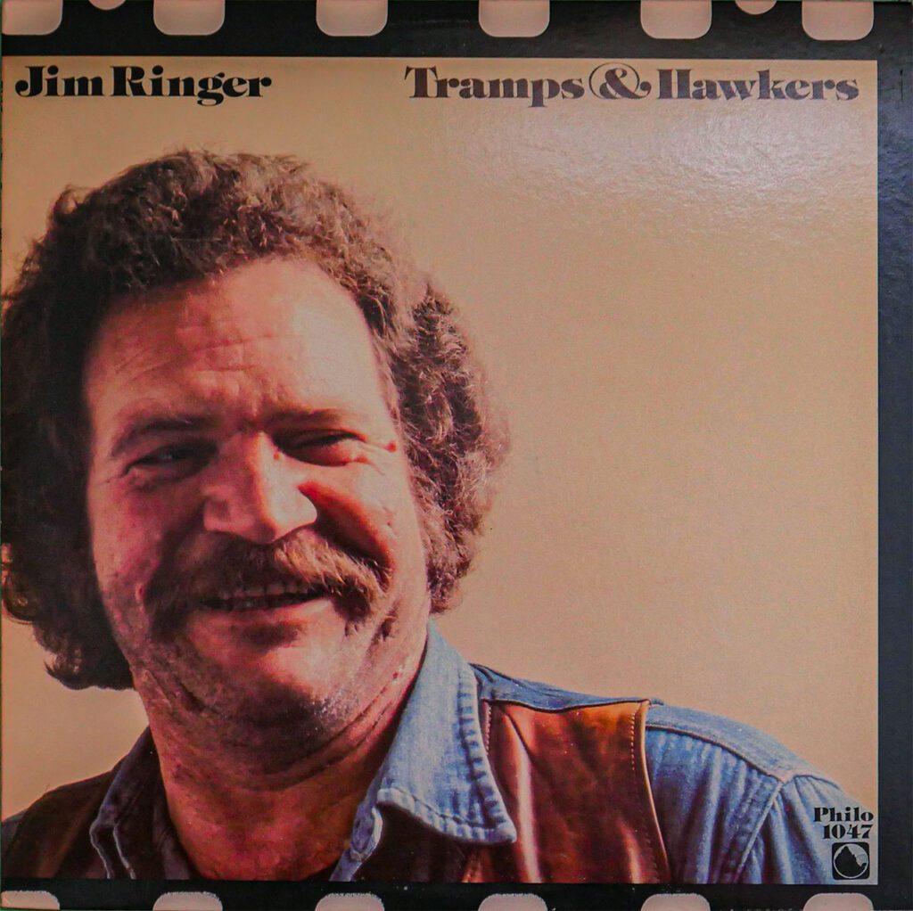 Jim Ringer – Tramps & Hawkers  cover album