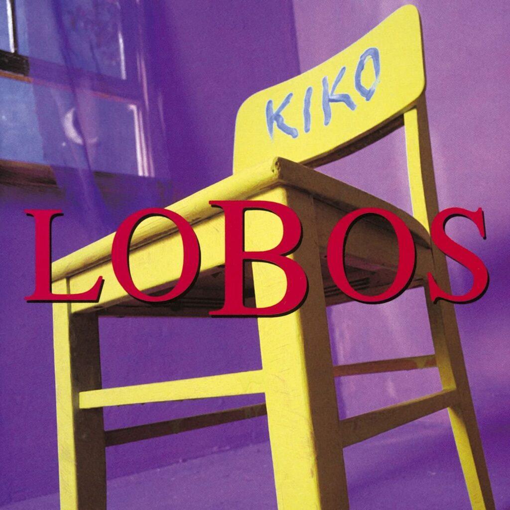Los Lobos – Kiko cover album