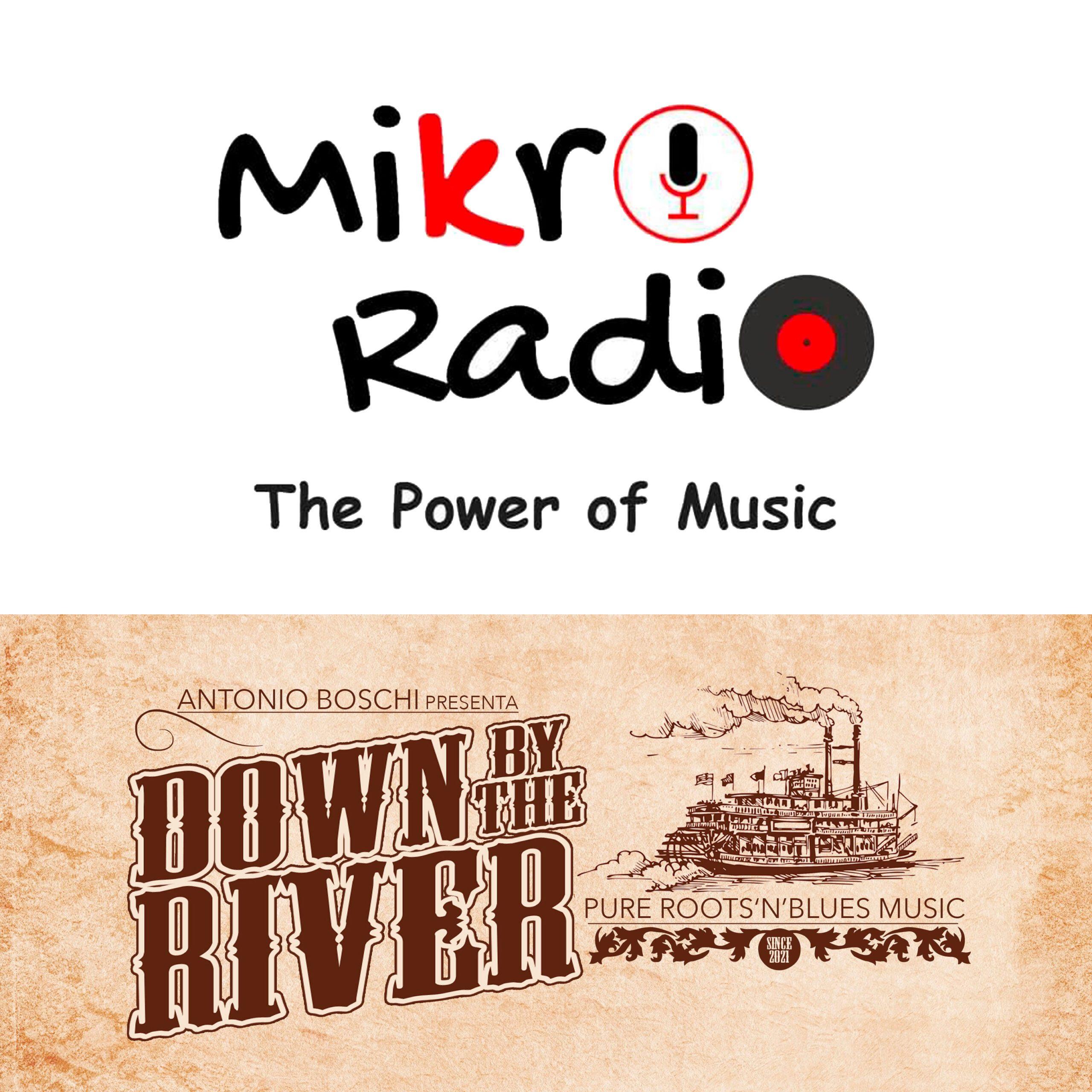 Down By The River la trasmissione radio di Antonio Boschi