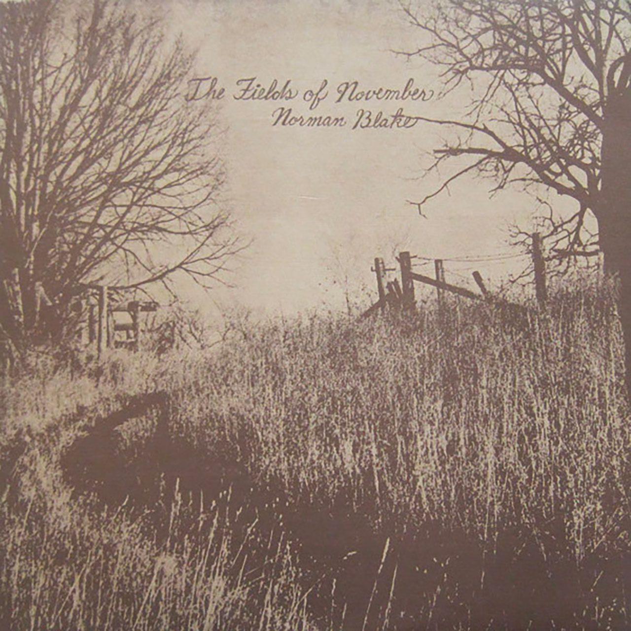 Norman Blake – The Fields Of November cover album