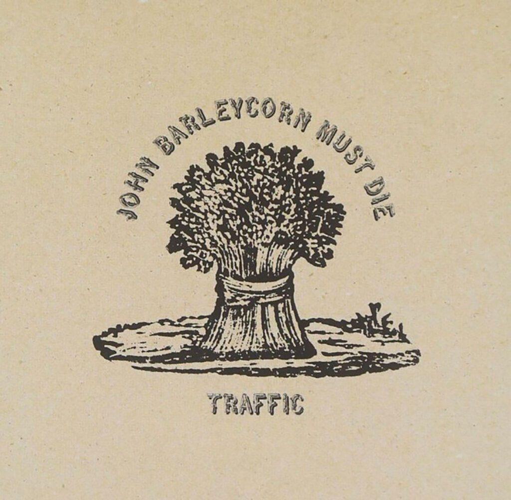 Traffic – John Barleycorn Must Die  cover album