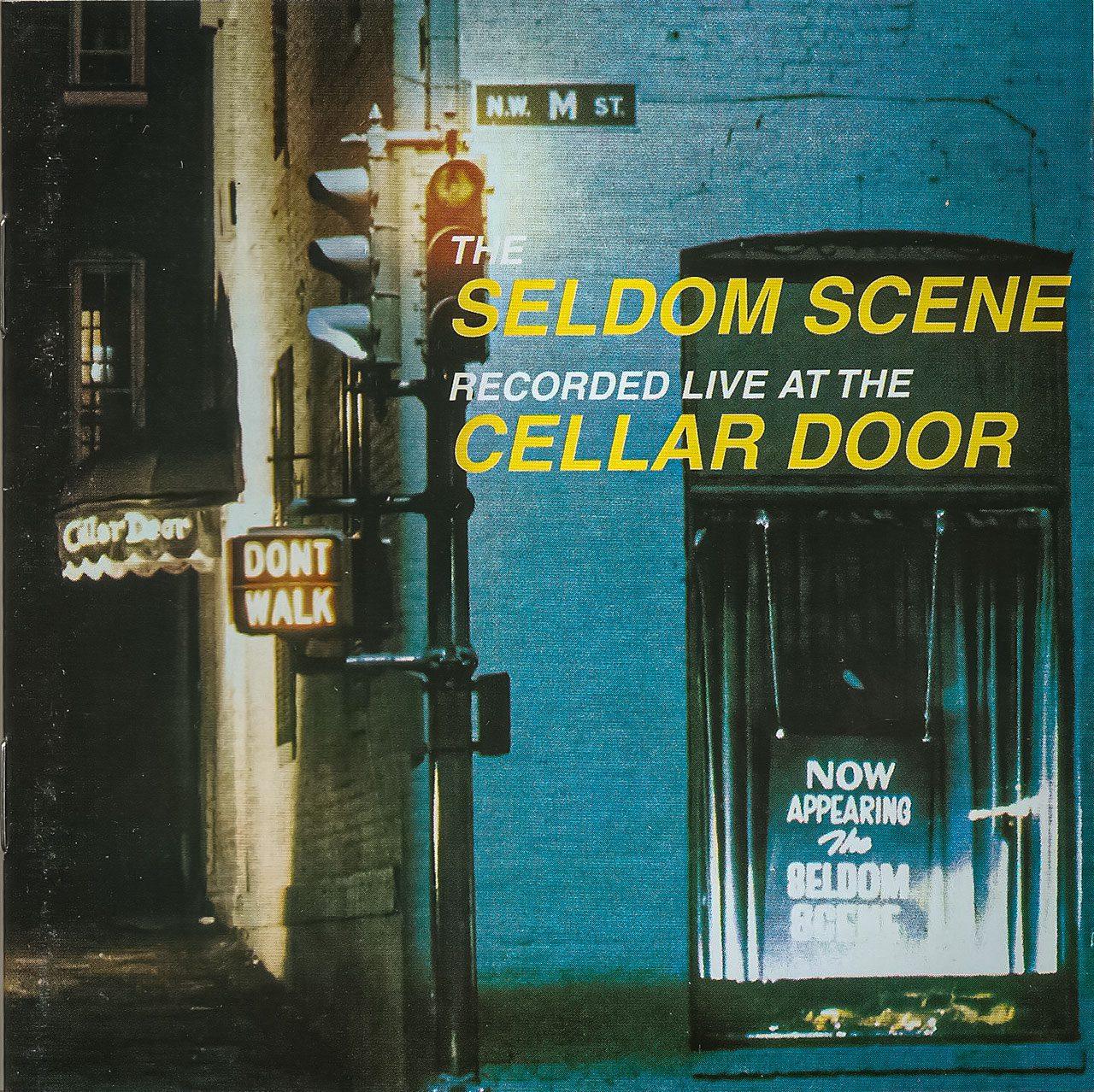 Seldom Scene - Live At Cellar Door cover album