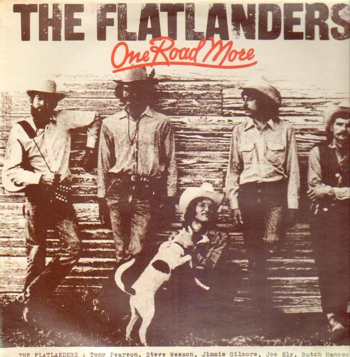 The Flatlanders – One Road More cover album