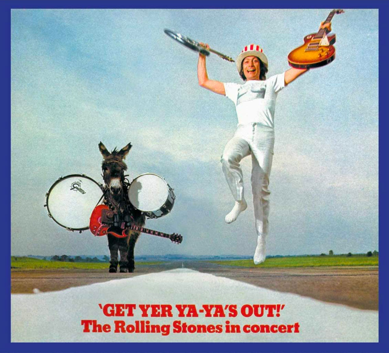 The Rolling Stones - Get Yer Ya-Ya's Out! cover album